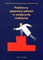 Okładka książki Podstawy poprawy jakości w medycynie rodzinnej