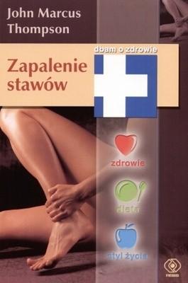 Okładka książki Zapalenie stawów