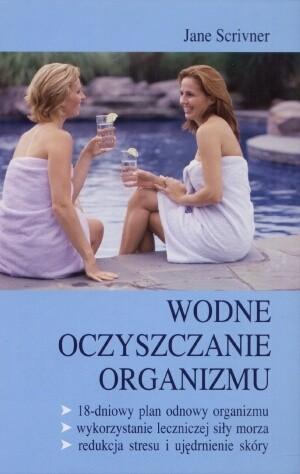 Okładka książki Wodne oczyszczanie organizmu