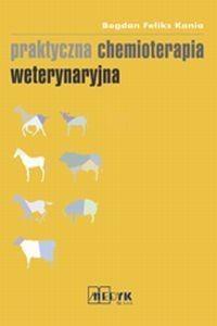 Okładka książki PRAKTYCZNA CHEMIOTERAPIA WETERYNARYJNA