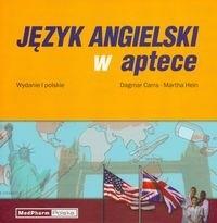 Okładka książki Język angielski w aptece - Carra Dagmar, Hein Martha