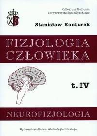 Okładka książki Neurofizjologia fizjologia człowieka t.4