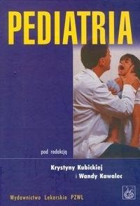 Okładka książki Pediatria