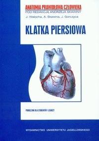 Okładka książki APC Klatka piersiowa - Skawina Andrzej (red.)