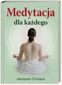 Okładka książki Medytacja dla każdego