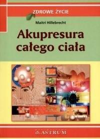 Okładka książki Akupresura całego ciała