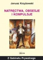 Okładka książki Natręctwa, obsesje i kompulsje