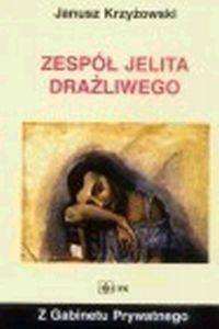 Okładka książki Zespół jelita drażliwego