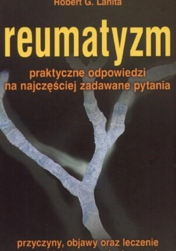 Okładka książki Reumatyzm