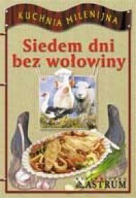 Okładka książki Siedem dni bez wołowiny