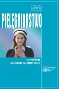 Okładka książki Pielęgniarstwo. Podręcznik dla studiów medycznych
