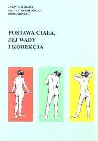 Okładka książki Postawa ciała jej wady i korekcja