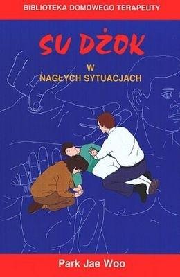 Okładka książki Su dżok w nagłych sytuacjach