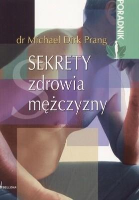 Okładka książki Sekrety zdrowia mężczyzny
