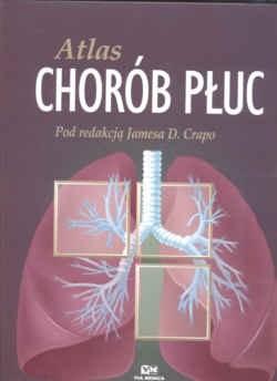 Okładka książki Atlas chorób płuc
