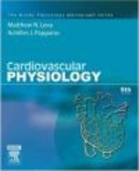 Okładka książki Cardiovascular Physiology 9e