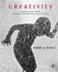 Okładka książki Creativity