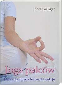Okładka książki Joga palców