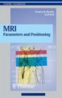 Okładka książki MRI Parameters && Positioning
