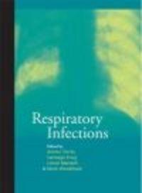 Okładka książki Respiratory Infections