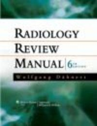 Okładka książki Radiology Review Manual
