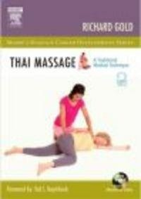Okładka książki Thai Massage