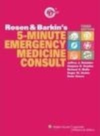 Okładka książki 5-Minute Emergency Medicine Consult  3e