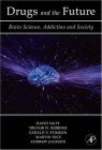Okładka książki Drugs & the Future