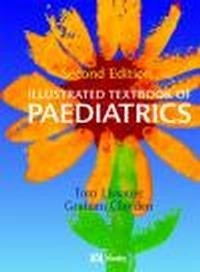 Okładka książki Illustrated Textbook of Paediatrics 2e