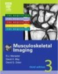 Okładka książki Musculoskeletal Imaging 3e