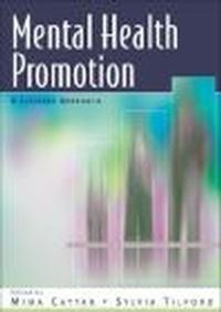 Okładka książki Mental Health Promotion