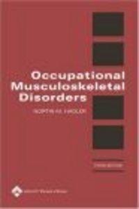 Okładka książki Occupational Musculoskeletal Disorders