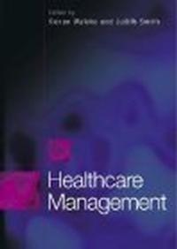 Okładka książki Healthcare Management