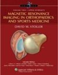 Okładka książki Magnetic Resonance Imaging in Orthopaedics &&& Sports Medicine