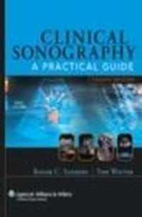 Okładka książki Clinical Sonography