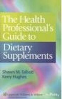 Okładka książki Health Professional's Guide to Dietary Supplements