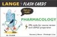 Okładka książki Lange flash cards pharmacology