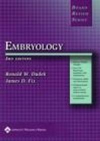 Okładka książki BRS Embryology