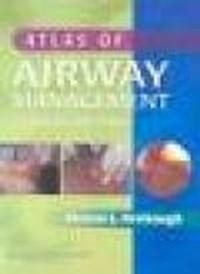 Okładka książki Atlas Emeregency of Airway Management
