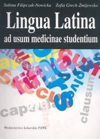 Okładka książki Lingua Latina ad usum medicinae studentium