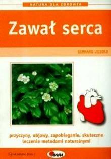 Okładka książki Zawał serca