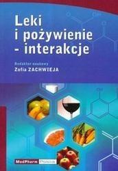 Okładka książki Leki i pożywienie Interakcje