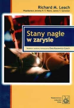 Okładka książki Stany nagłe w zarysie