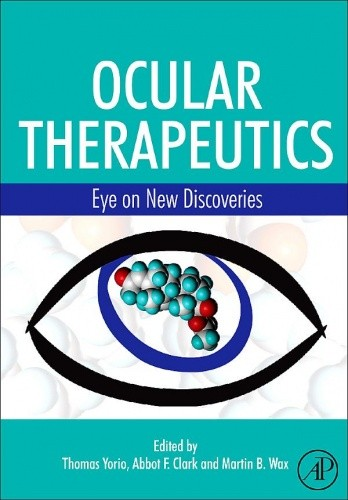 Okładka książki Ocular Therapeutics: Eye on New Discoveries
