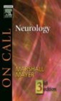 Okładka książki On Call Neurology 3e