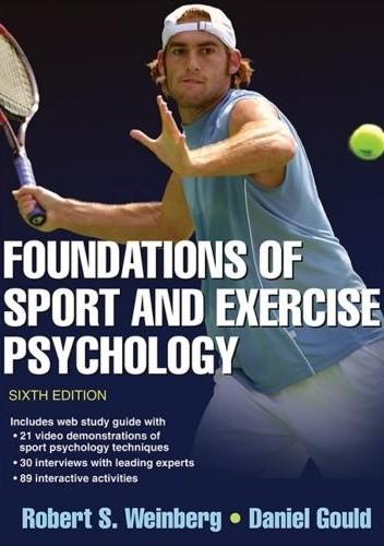 Okładka książki Foundations of Sport & Exercise Psychology