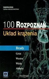 Okładka książki 100 rozpoznań. Układ krążenia.