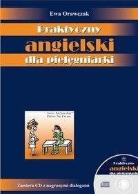 Okładka książki Praktyczny angielski dla pielęgniarki