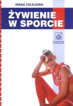 Okładka książki Żywienie w sporcie