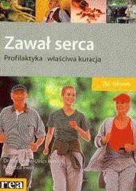 Okładka książki Zawał serca. Profilaktyka i właściwa kuracja